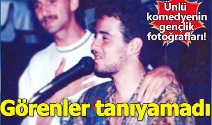 Ata Demirer'in gençlik fotoğrafları ortaya çıktı! Görenler, kilosuna şok oldu!