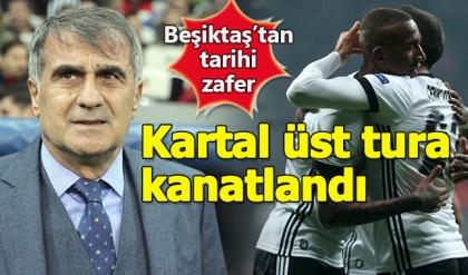 Beşiktaş'tan tarihi zafer (Beşiktaş 1-1 Porto) - Maçın özeti ve golleri