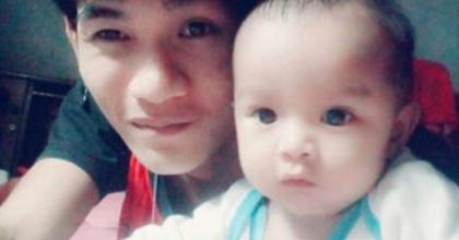 Canlı yayında 11 aylık bebeğini öldürdü