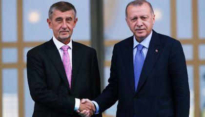 Çekya Başbakanı çözüm için Erdoğan'a dikkat çekti