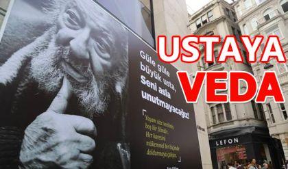 Dünya usta fotoğrafçı Ara Güler'e veda etti