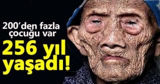 Dünyanın en uzun yaşayan adamı Yuen