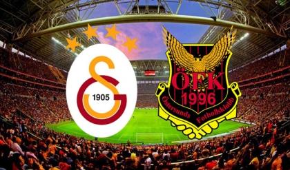 Galatasaray 1-1 Östersunds geniş maç özeti video