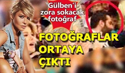 Gülben Ergen'in başını ağrıtacak fotoğraf
