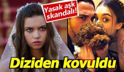 Güzel oyuncunun setteki yasak aşkı pahalıya patladı - Afra Saraçoğlu kimdir kaç yaşında nereli?