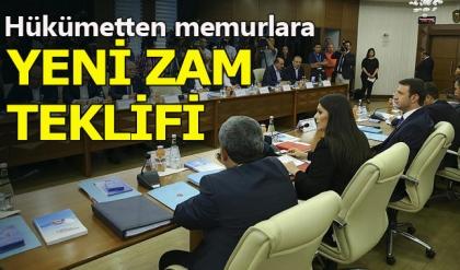 Hükümet memurlara son zam teklifini açıkladı