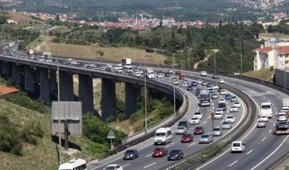 İstanbul trafiğinde bayram ferahlığı! Yollar boşaldı