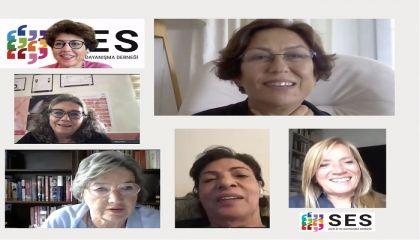 Kadınlar SES toplantısında buluştu: 'Kadın hareketi kendi adaylarını seçmeli!'