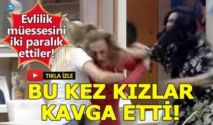 Kısmetse Olur'da gelin adaylarının yayınlanmayan kavgası ortaya çıktı!