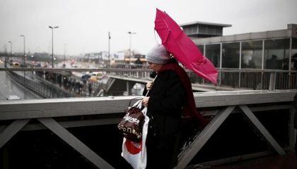 Lodosla beraber İstanbul'a yağmur geliyor