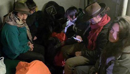 Machu Picchu'ya tuvaletini yapan turistler sınır dışı edildi