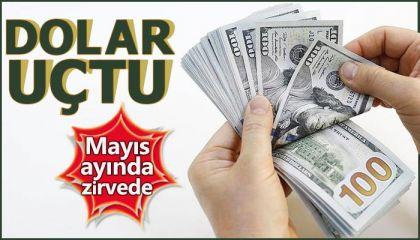 Mayıs ayında ekonominin gündemi 'dolar kuru' oldu