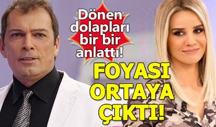 Meriç Erkan, Esra Erol'un bütün foyasını ortaya çıkardı