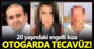 Otogarda engelli kıza tecavüz dehşeti!