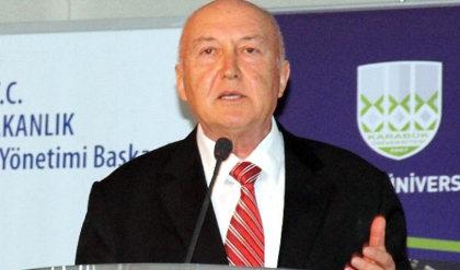 Prof. Dr. Övgün Ahmet Ercan, İstanbul'da deprem için tarih verdi