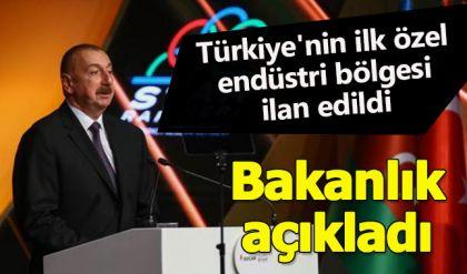 Star Rafinerisi nedir Türkiye'nin ilk özel endüstri bölgesi neresi oldu?