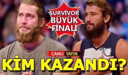 Survivor'ı kim kazandı, şampiyon kim oldu, Final sms oy sıralaması