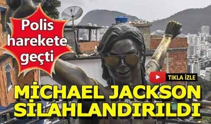 Uyuşturucu tacirleri Michael Jackson'ı 'Eşkıya' yaptılar!