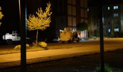 Van'da teröristler ile jandarma arasında çatışma