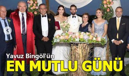 Yavuz Bingöl'ün en mutlu günü