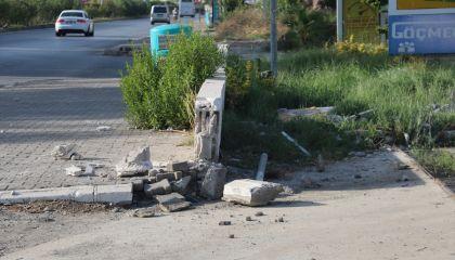 Antalya'da otomobilin çarptığı çocuk öldü