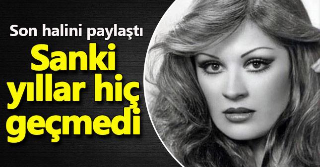 Gülşen Bubikoğlu'nun son hali büyük beğeni aldı