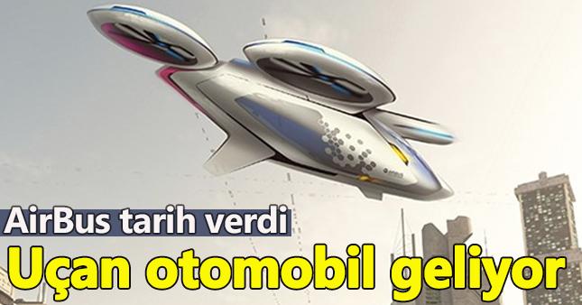 Airbus uçan araba üretecek