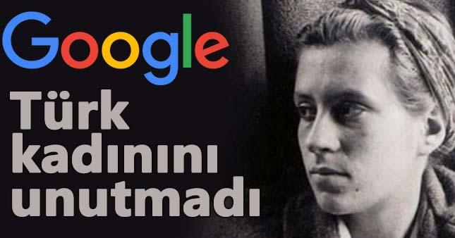 Google'dan Kadınlar Gününe özel Doodle