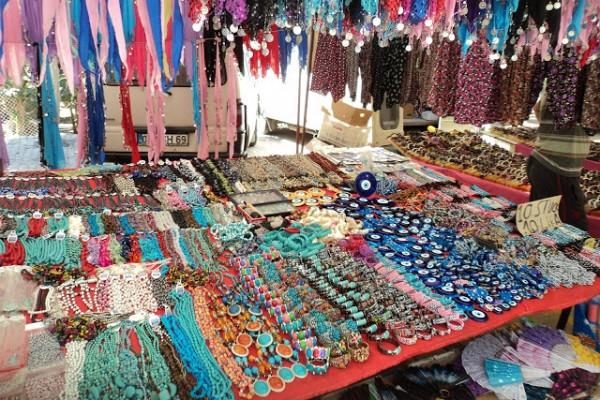 İstanbul'daki en popüler semt pazarları A24