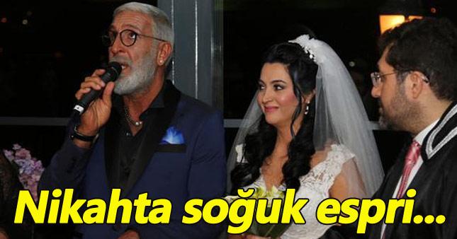 Cem Özer neden evlendiğini buz gibi espriyle açıkladı