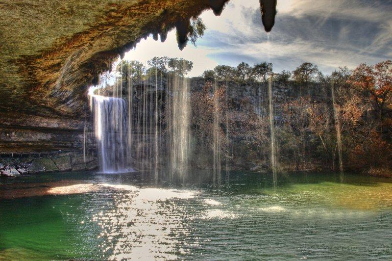Dünyanın en güzel doğal havuzları A24