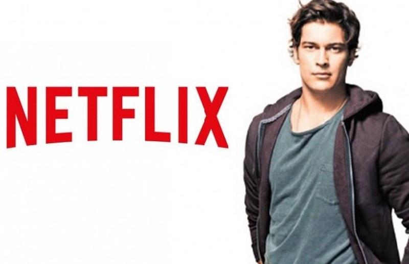 Netflix'in ilk Türk dizisinde başrol Çağatay Ulusoy'un oldu...