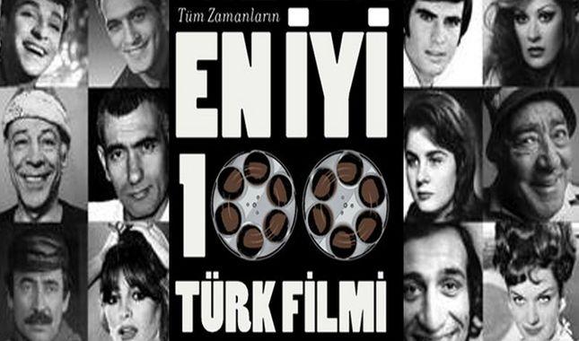 Türk sinema tarihinin en beğenilen 100 Filmi
