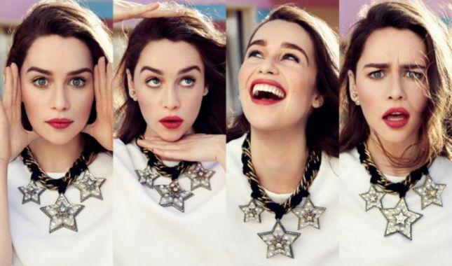 Ejderhaların Annesi güzel oyuncu Emilia Clarke'ın bilinmeyen yönleri... A24