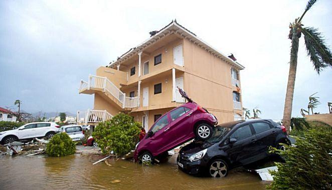 Irma Kasırgası ABD'yi vurmaya devam ediyor!