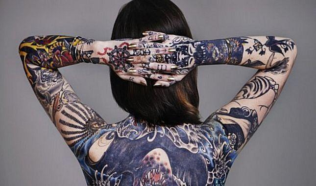 Ünlü isimlerin vücutlarına yaptırdığı en özel dövmeler ve anlamları...