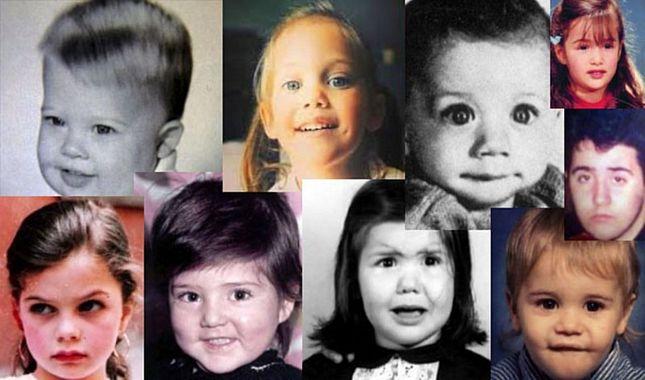 Ünlü isimlerin çocukken çektirdiği resimler ve bugünkü halleri