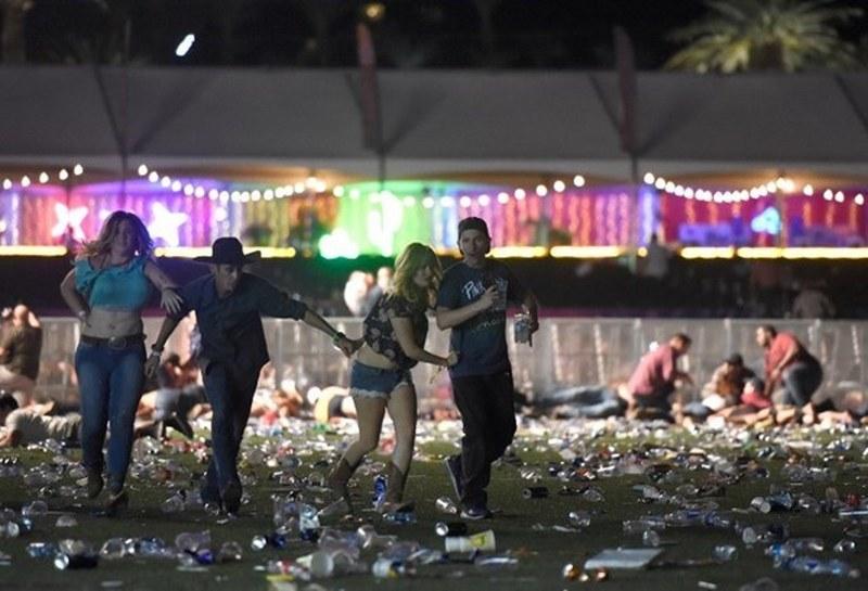 Ünlü isimlerin Las Vegas katliamı sonrası beraberlik mesajları... A24