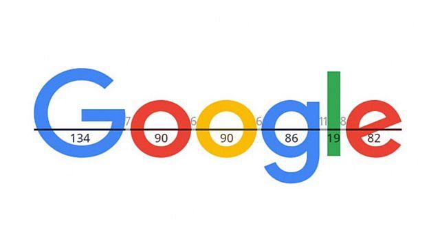 Google'ın logosundaki sır ortaya çıktı
