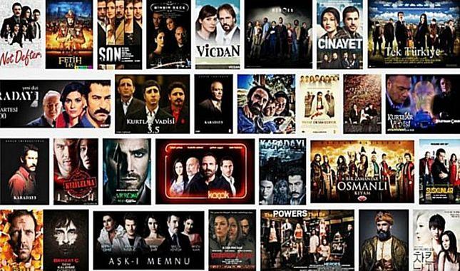 Türk televizyon tarihine damga vuran 29 önemli dizi....