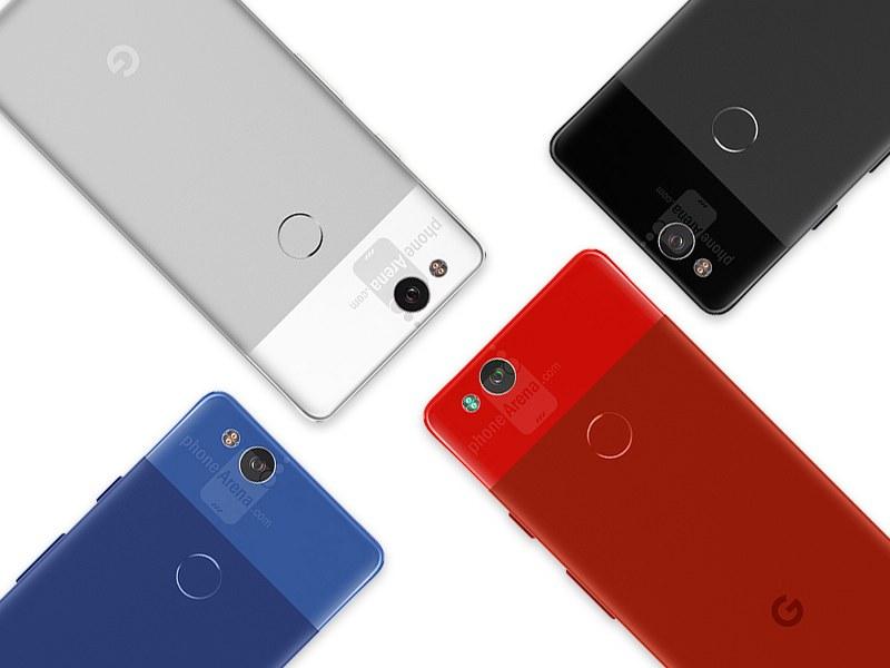 Google'ın piyasaya çıktığı gibi en iyi akıllı telefon ödülünü alan Pixel 2 ve Pixel XL 2 modelleri (Google Pixel 2'nin özellikleri ve fiyatı) A24