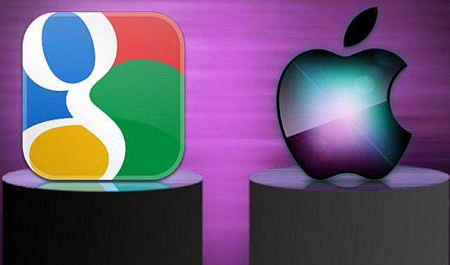 Google, Apple'ı 2 dakikalığına satın aldı dünya borsalarında ortalık karıştı