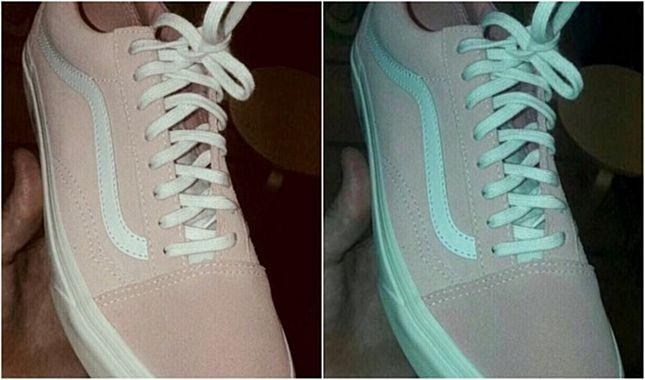Sosyal medyayı ikiye bölen renk tartışması! Bu Ayakkabıyı ne renk görüyorsunuz? Neden insanlar farklı renkler görüyor işte bilimsel açıklaması... A24