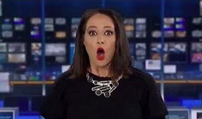 Türk televizyon tarihine geçen en komik spiker gafları! A24