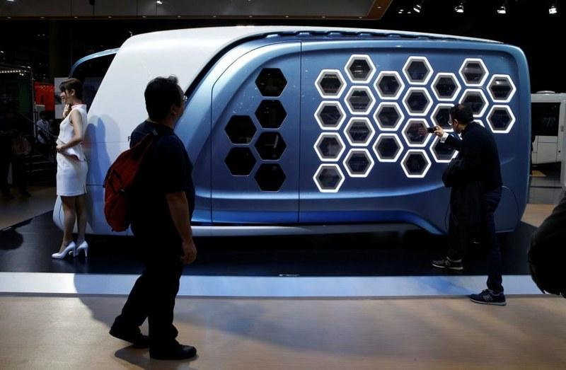 Tokyo Otomobil Fuarı'na damgasını vuran konsept araçlar... A24