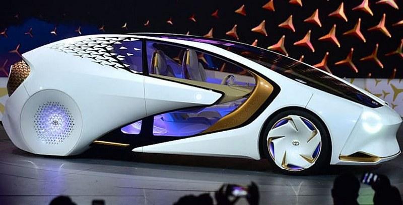 Tokyo Otomobil Fuarı'na damgasını vuran konsept araçlar...