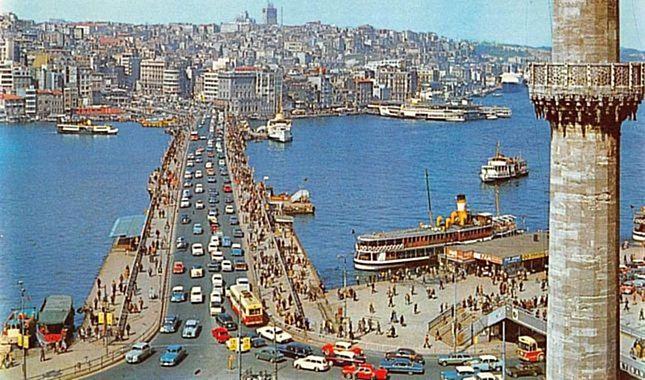 Bir zamanlar İstanbul (Eski İstanbul fotoğrafları)