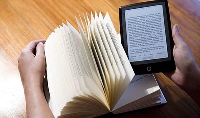 Basılı Kitapların E-Kitap karşısında yaşadığı büyük zafer! A24
