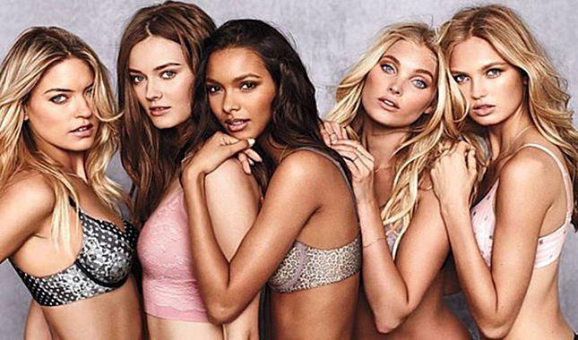 Victoria's Secret meleklerinin çok görmediğimiz erkek arkadaşları....