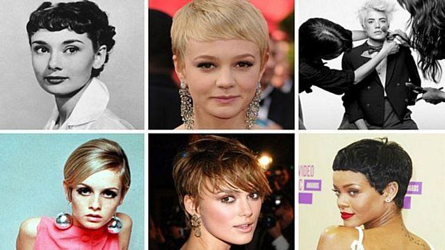 Kısa saçın en çok yakıştığı ünlü isimler